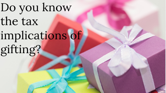 gifting threshold, Tax Implications of Financial Gifts to your Children