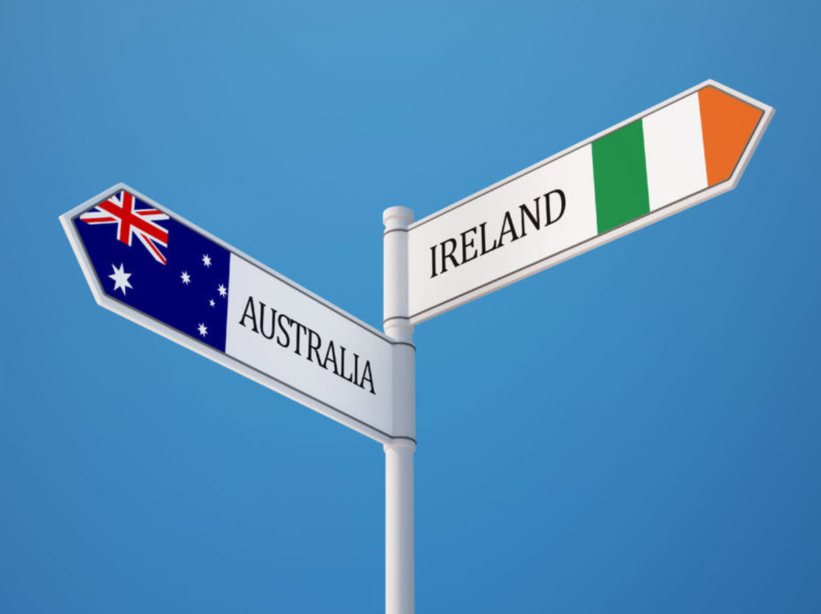 , What Happens to my Australian Pension When I Return to Ireland?